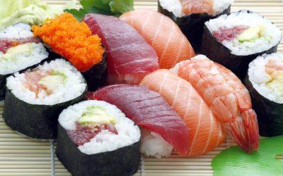 Sushi chef worden