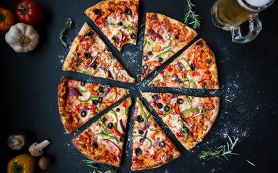 Je eigen pizzadeeg maak je zo!